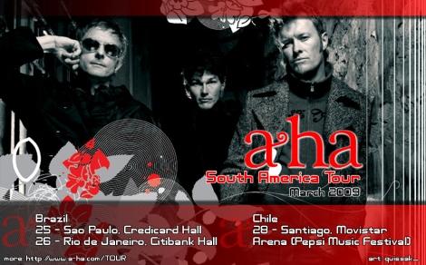 a-ha-2009