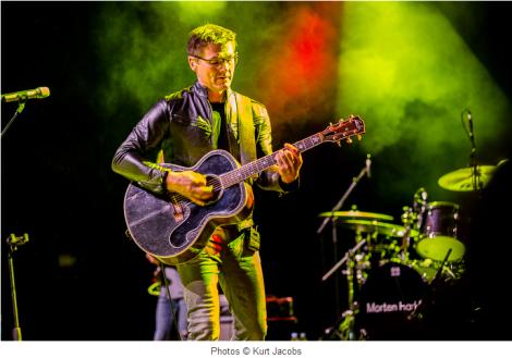 Morten Bélgica 2014