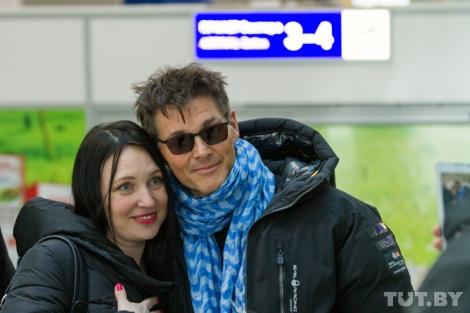 a-ha Minsk aeroporto